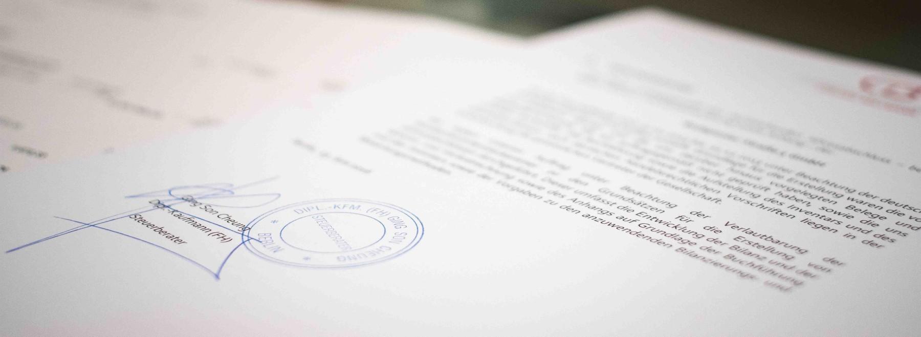 Steuerberater,Rechtsanwalt,Leistungen,Übersicht,Berlin